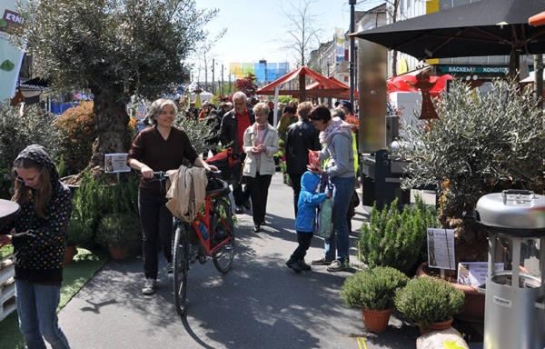 Kreuzlinger Gartentag 2018
