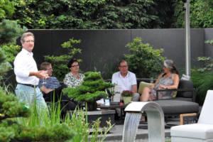 Garten Apéro Juni 2018
