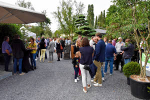 Gartenapéro Juli 2019