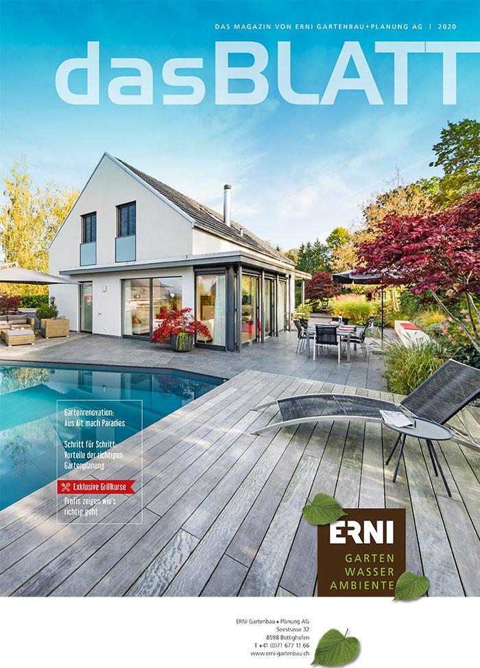 Erni Gartenmagazin 01/2020