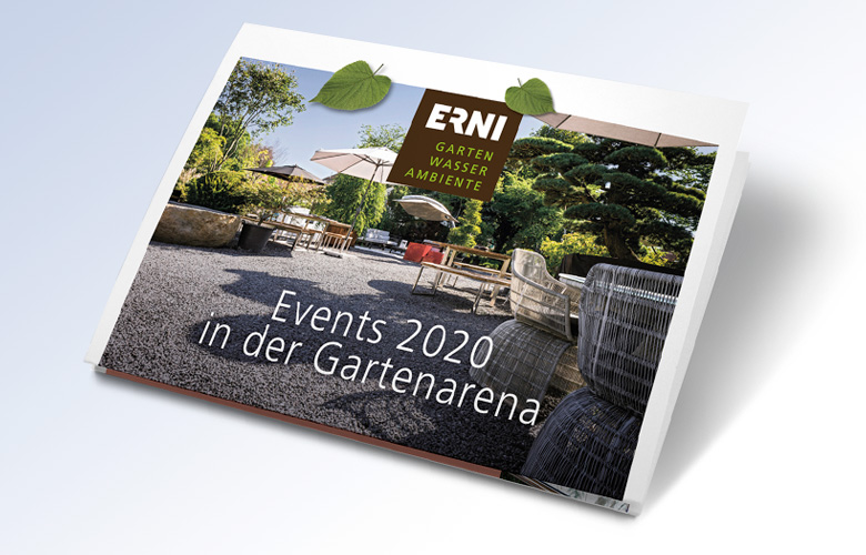Events 2020 bei Erni Gartenbau + Planung