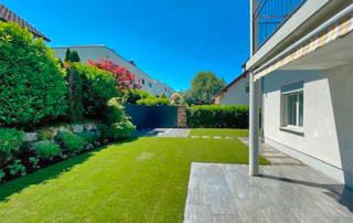 Gartenrenovation – Nachher