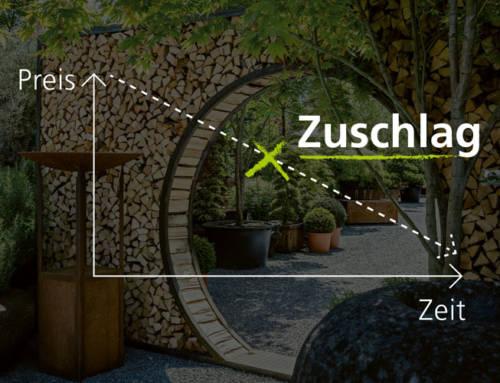 Sortimentswechsel in der Gartenarena – Jetzt zuschlagen