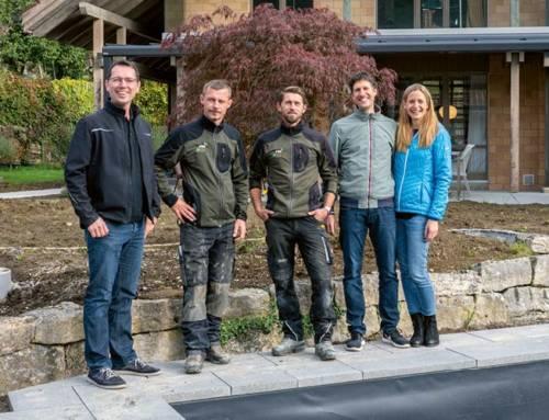 Projektbegleitung Gartenrenovation: Gut geplant ist halb renoviert