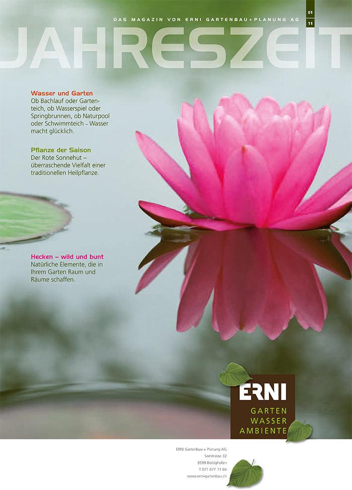 Gartenmagazin 01/2011