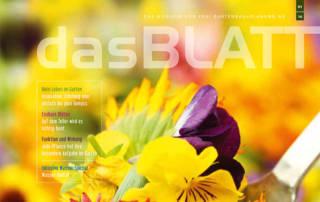 Gartenmagazin 01/2016