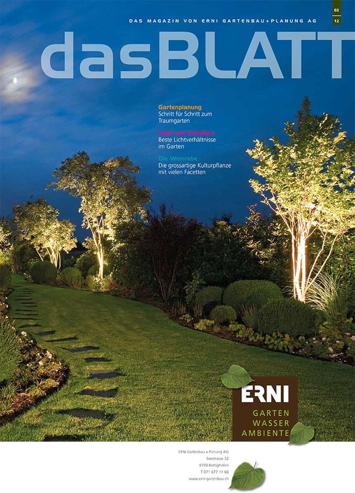 Gartenmagazin 02/2012