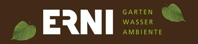 Erni Gartenbau + Planung AG Logo