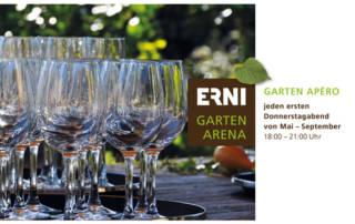 Garten Apéro 2017