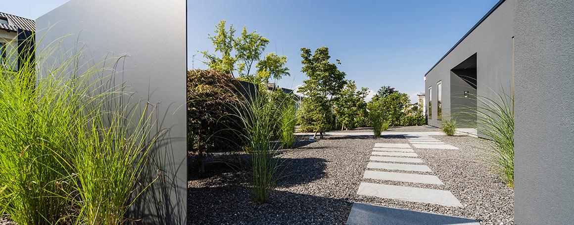 Formaler Garten