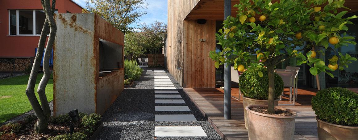 Gartentypen-Gartendesign