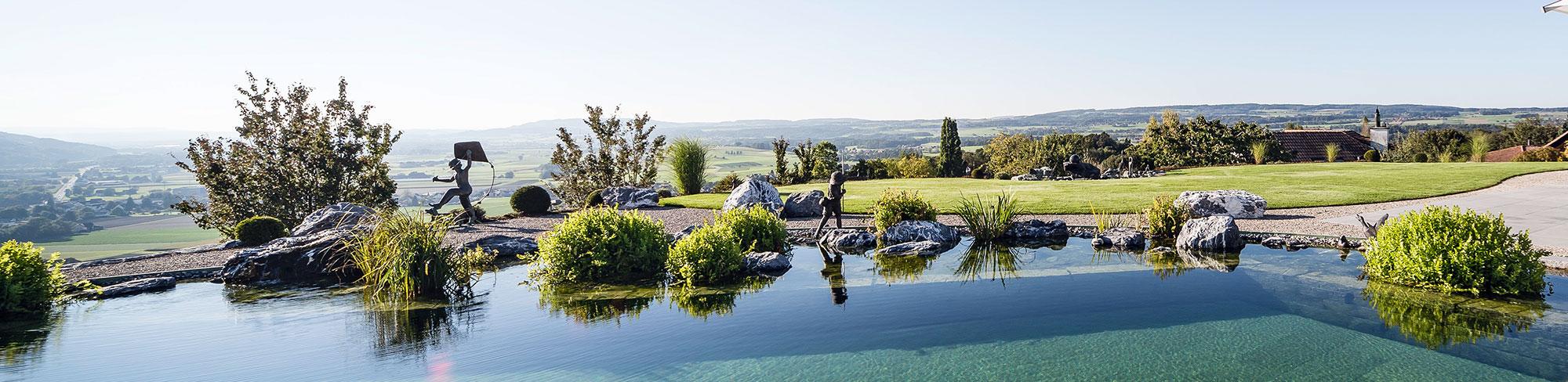 Gartengestaltung Erni Gartenbau