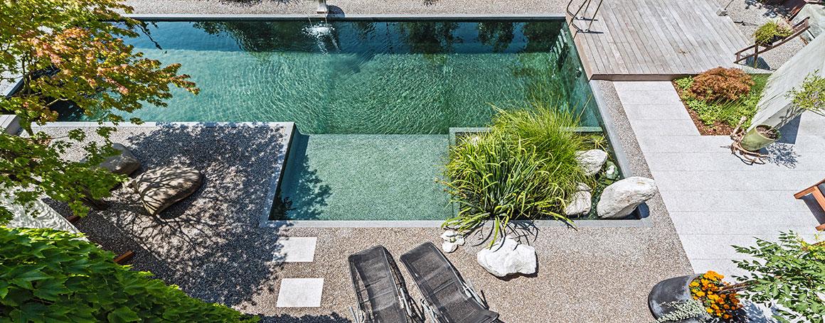 Poolbau