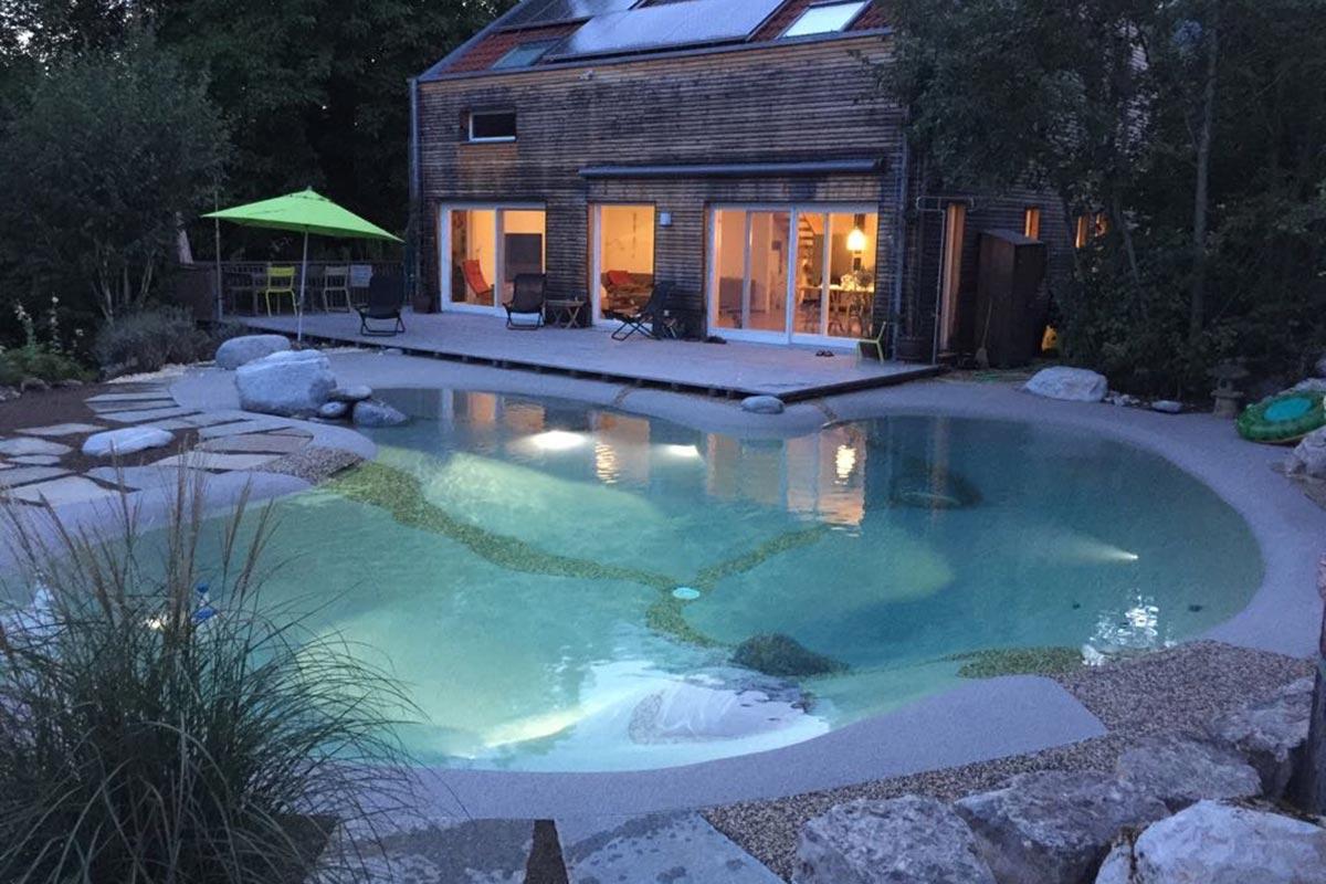 Spa pool  Swiss SPA-Pool